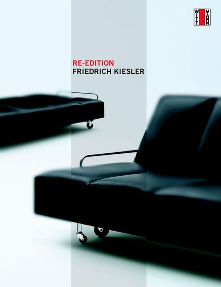 Re-Edition Friedrich Kiesler 2014