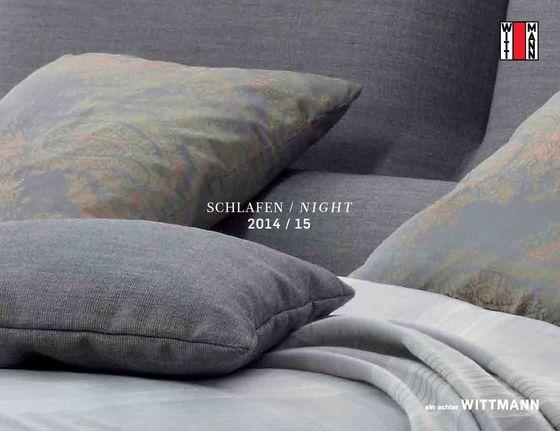 Wittmann Schlafen 2014 | 2015