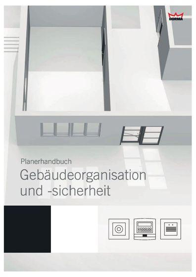 Gebäudeorganisation und -sicherheit