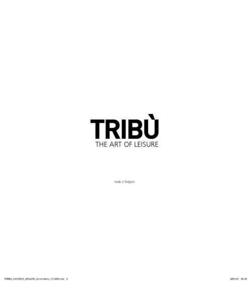 Tribù The Art of Leisure