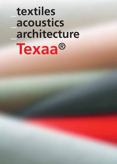 textiles_acoustics_architecture Texaa®