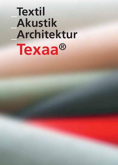Textil_Akustik_Architektur Texaa®