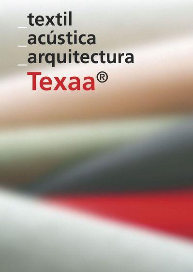 textil_acústica_arquitectura Texaa®