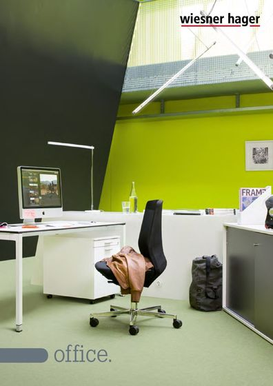 Wiesner-Hager Office.