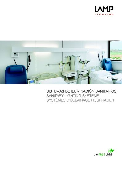 Sanitary Lighting Systems