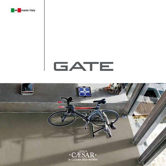 Caesar Catalogue Gate