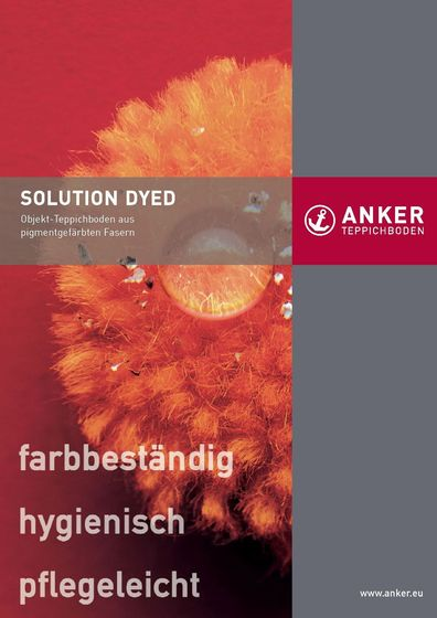 Anker Solution Dyed
