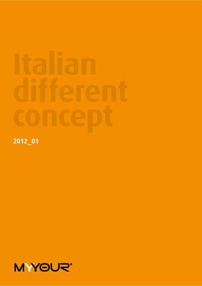 Italian different concept 2012