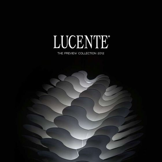 Lucente The Preview Collection 2012