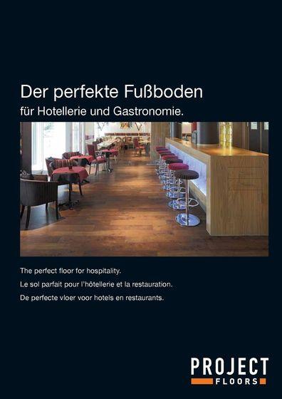 Hotellerie und Gastronomie