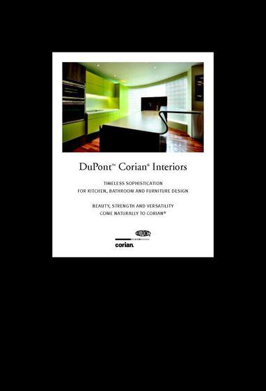 DuPont™ Corian® Interiors