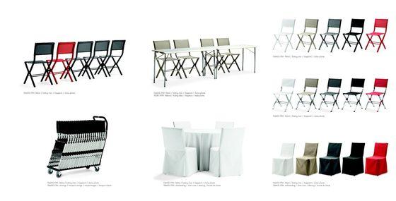 Materia X-tra Folding Chair