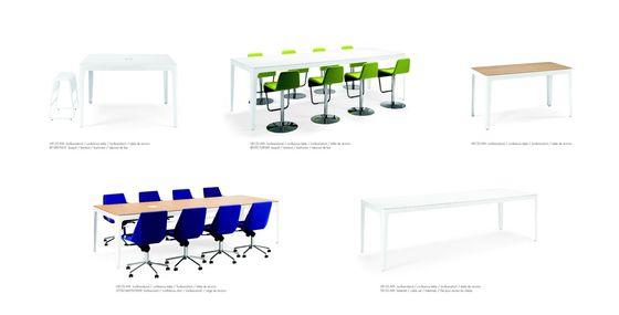 Materia Ava Conference Table