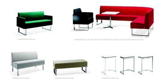 Materia Monolite Sofa