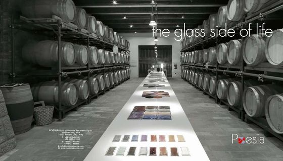 Catalog current glass