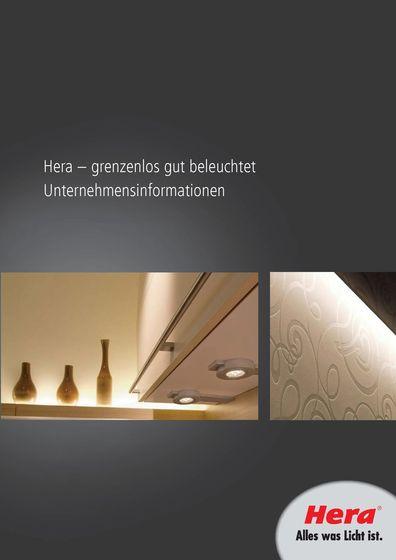 Hera - Unternehmensinformation