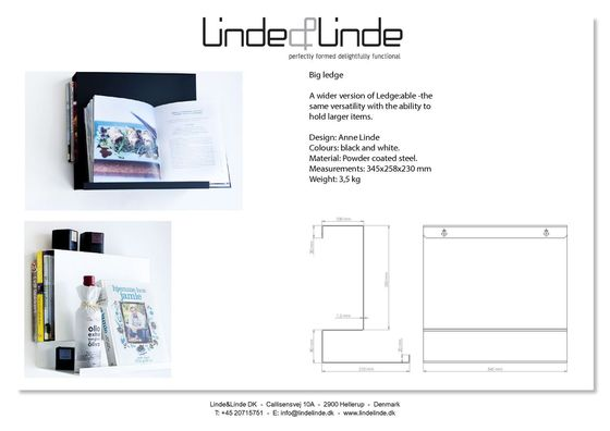 Linde&Linde Copenhagen_product sheets