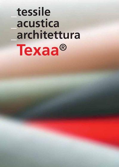 tessile_acustica_architettura Texaa®