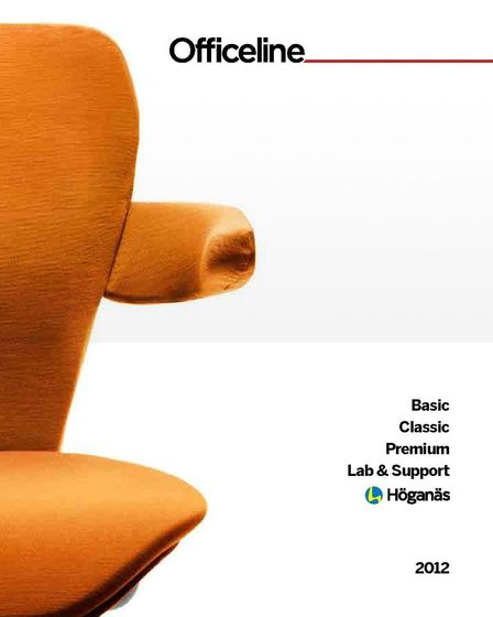 Officeline Catalogue 2012