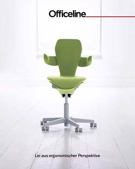Officeline Lei aus ergonomischer Perspektive