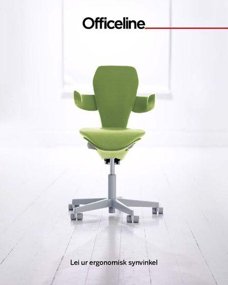 Officeline Lei ur ergonomisk synvinkel