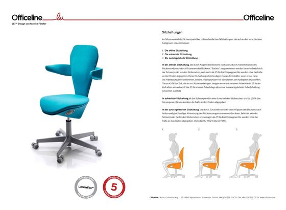 Officeline Lei Produkt Information