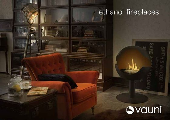 Ethanol Fireplaces 2013