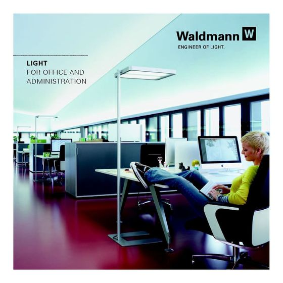 Light for Office and Administration – Product Overview