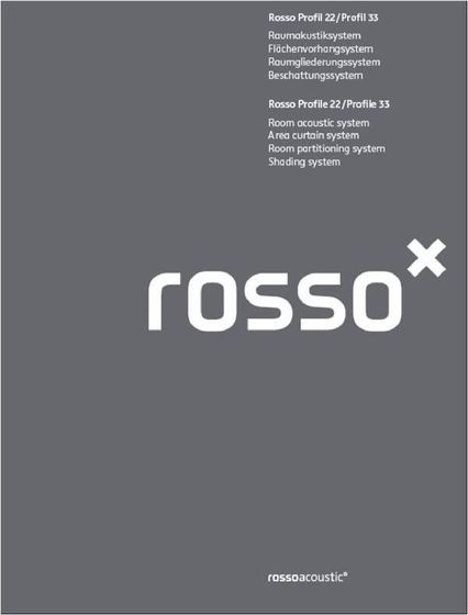 Rosso Profile 22 / Profile 33