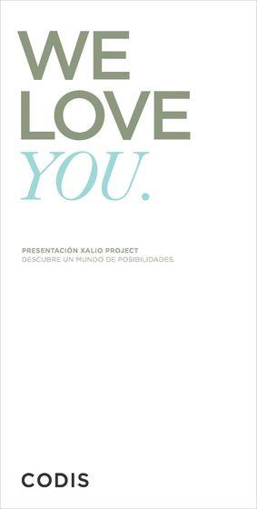 CODIS Presentación Xalio Project es