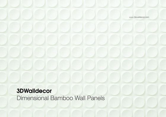 3DWalldecor - Dimensional Bamboo Wall Panels