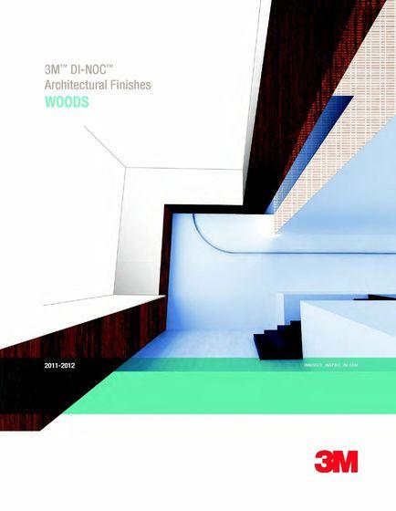 DI-NOC Wood Patterns Sample Book