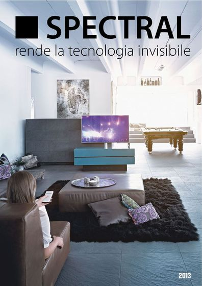 Spectral. rende la technologia invisible catalogo 2013