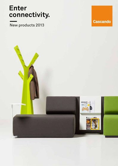 Cascando New Products 2012