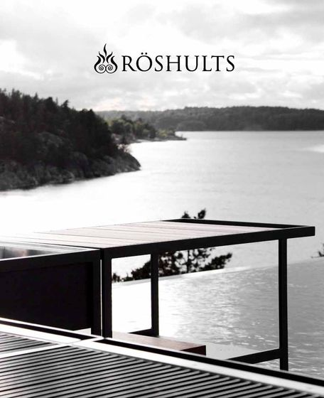 Röshults Catalogue 2013