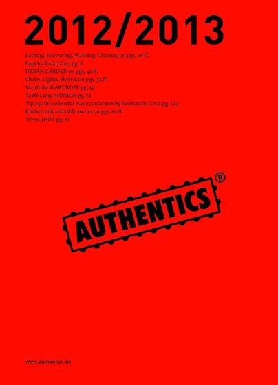 Authentics 2012/2013