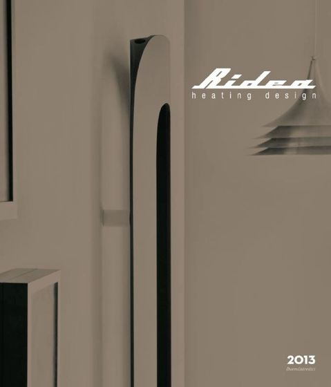 Ridea Catalogo 2013
