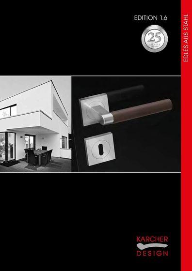 Karcher Design Edition 1.6   Edles aus Stahl