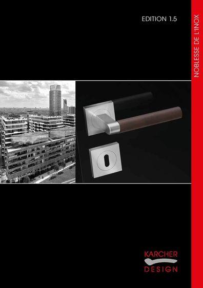 Karcher Design Edition 1.5 | Noblesse de l'inox