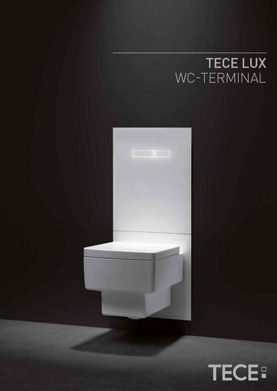 TECE LUX WC-Terminal