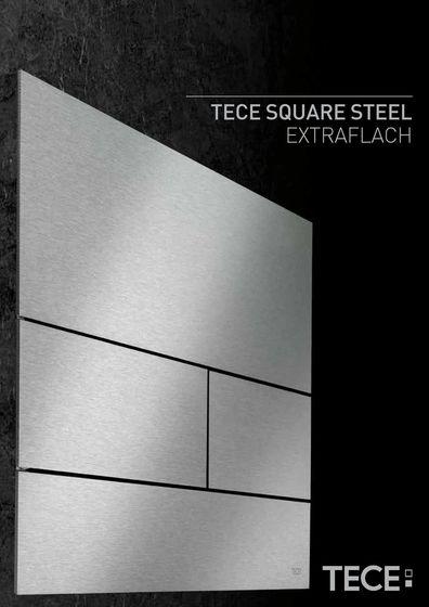 TECE SQUARE STEEL Extraflach