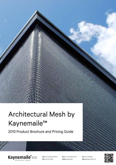 Architectural Mesh by Kaynemaile
