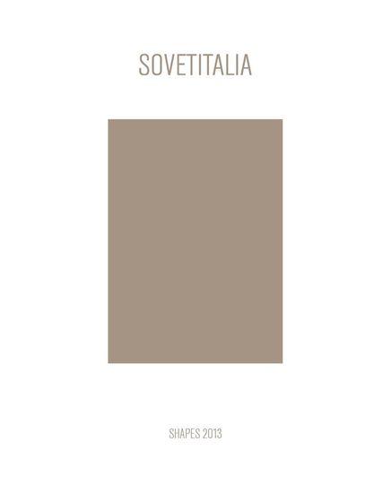 Sovet Catalogue - Shapes 2013