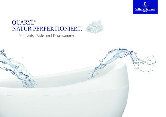 Villeroy & Boch | Quaryl® natur perfection