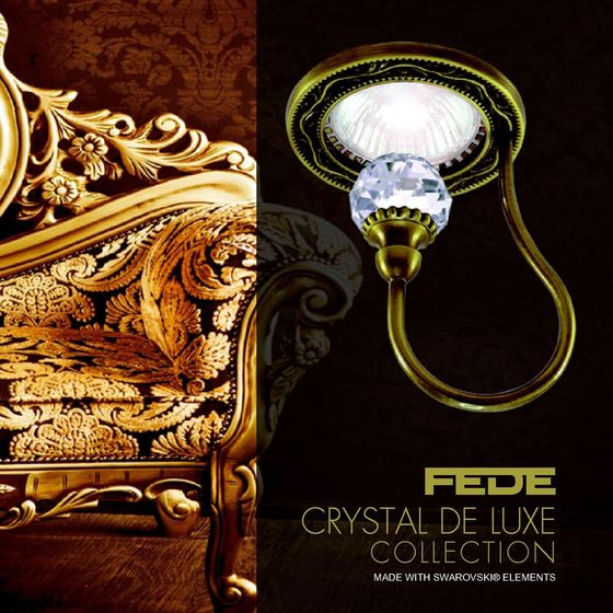FEDE New Crystal de Lux Collection