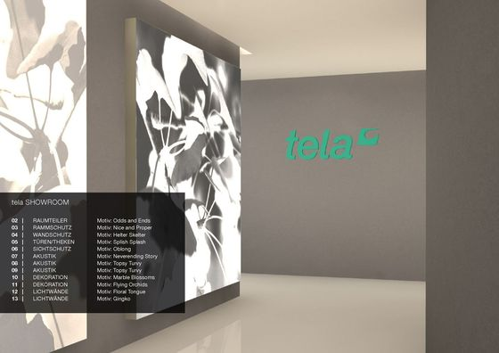 Tela Showroom DE