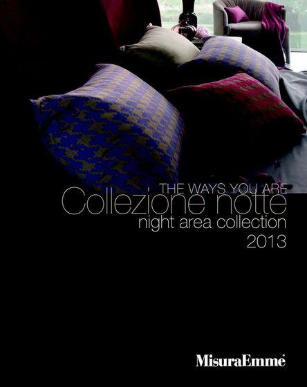Collezione notte 2013