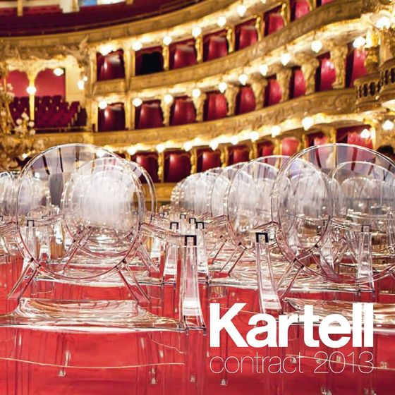 Kartell Contract 2013