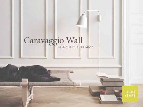 Caravaggio Wall