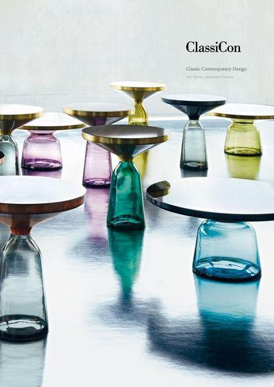 ClassiCon Bell Table | Sebastian Herkner